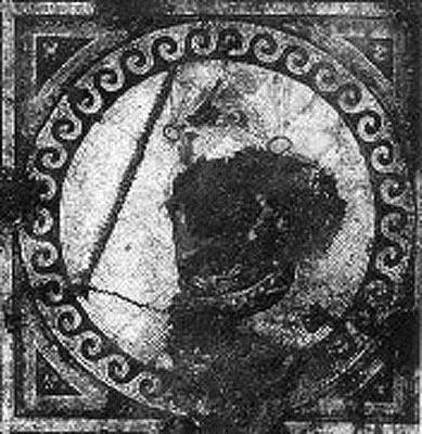 Вилла императора Константина в Антиохии.