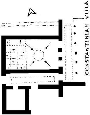 План Виллы Константина