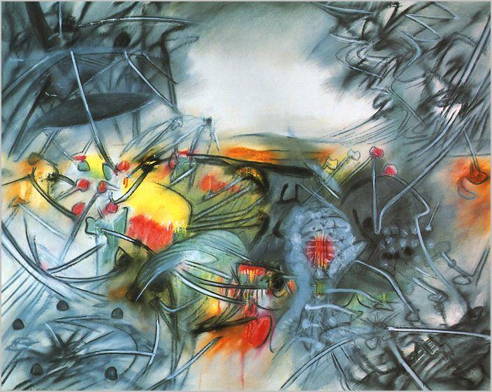 roberto matta untitled 1950