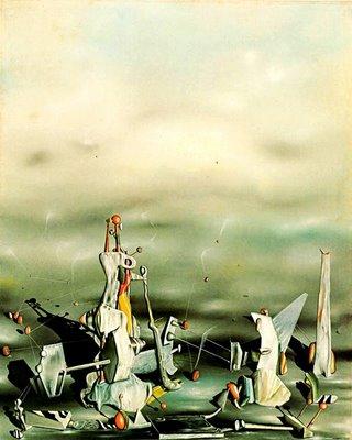 Ив Танги - сюрреалист самоучка. - Известные живописцы - Живопись ...