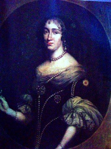 Георг Даниель Шульц. Портрет Клары Изабеллы Ласкари-Пациене. Около 1670г.