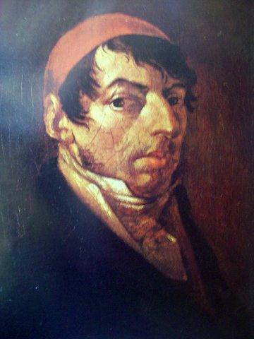 Йонас Рустемас Автопортрет в феске