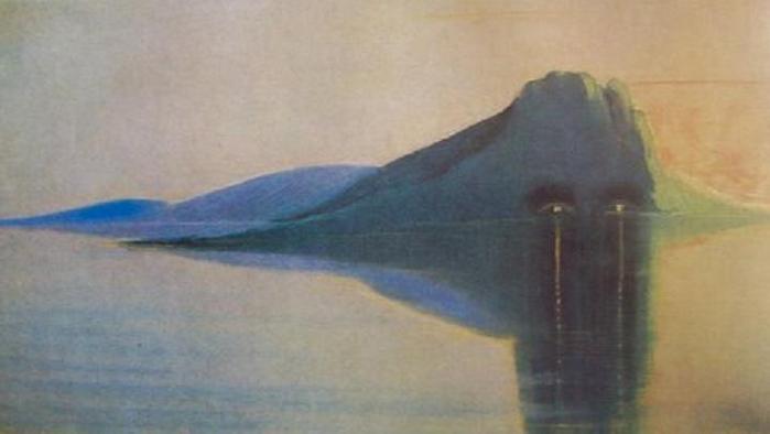 Микалоюс Константинас Чюрлёнис. Спокойствие. 1905
