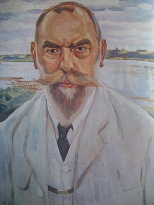 Йонас Шилейка. Портрет композитора Й.Науялиса. 1924 г.