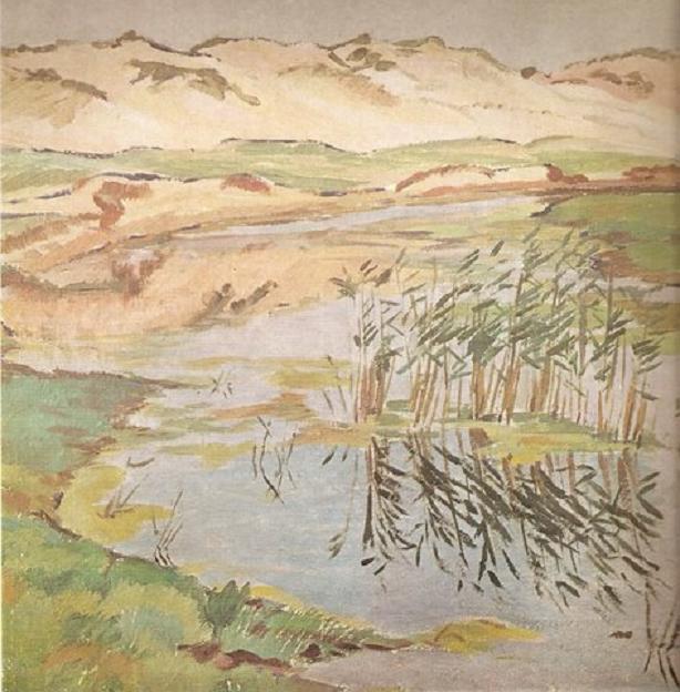 Владас Диджёкас. Ронже. 1926 г.