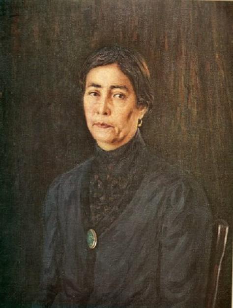 Йонас Янулис. Образ матери. 1925 г.