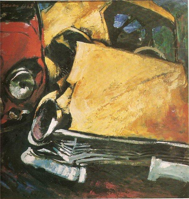 Винцас Гячас. Авария. 1964 г.